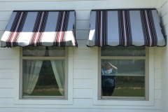Stationary Awnings
