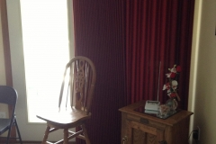 HD Vignettes Modern Roman Window Drapes