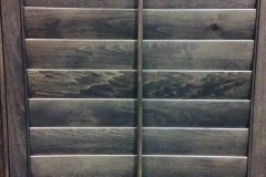 Hunter Douglas HERITANCE Wood Shutter Handcrafted Series